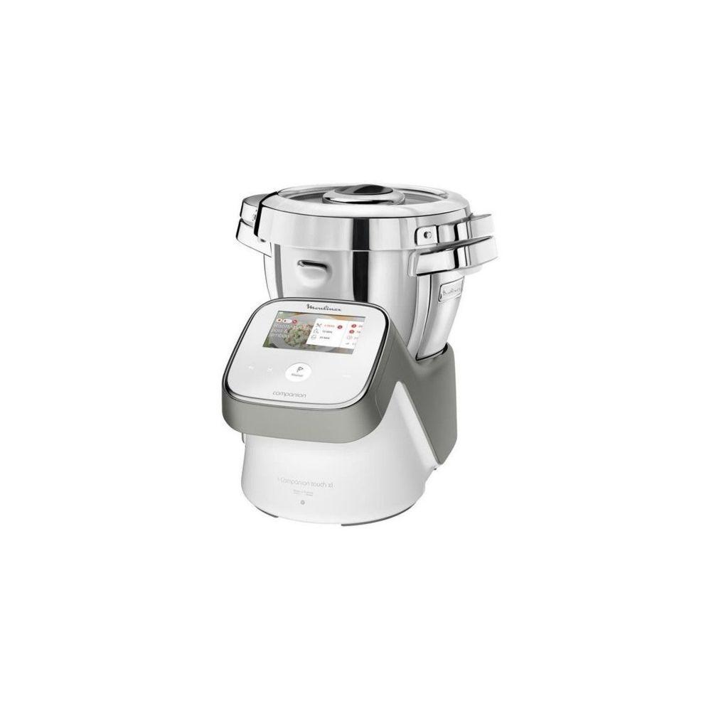 Moulinex Robot Cuiseur Cuisine I Companion Xl Touch Decoupe Legumes Moulinex - Hf936e00