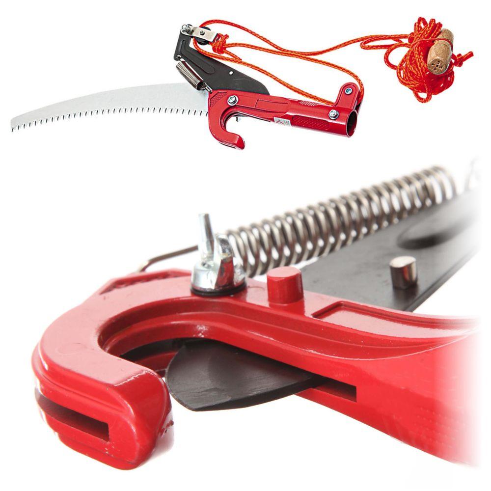 Outifrance OUTIFRANCE - Échenilloir professionnel avec lame de machette et lame de scie