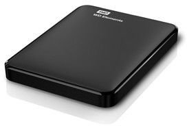 Western Digital - WESTERN DIGITAL - WD Elements Portable 3 To - Disque Dur externe