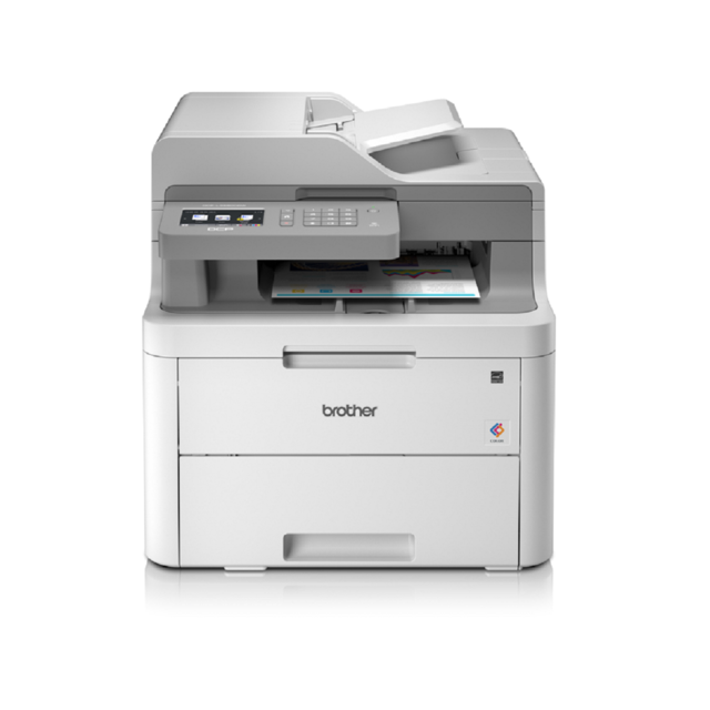 Brother - Imprimante Laser couleur Multifonction 3-en-1 DCP-L3550CDW Brother   - Imprimante Laser