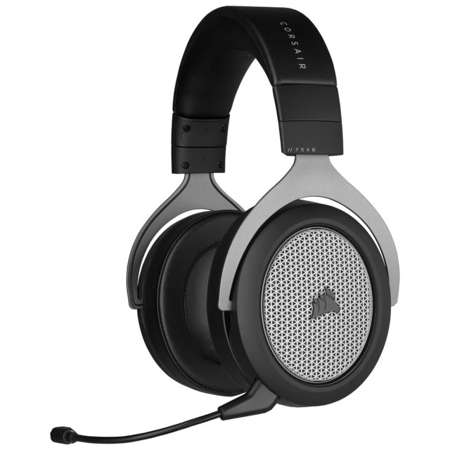 Micro-Casque Corsair VIRTUOSO RGB WIRELESS - Perle
