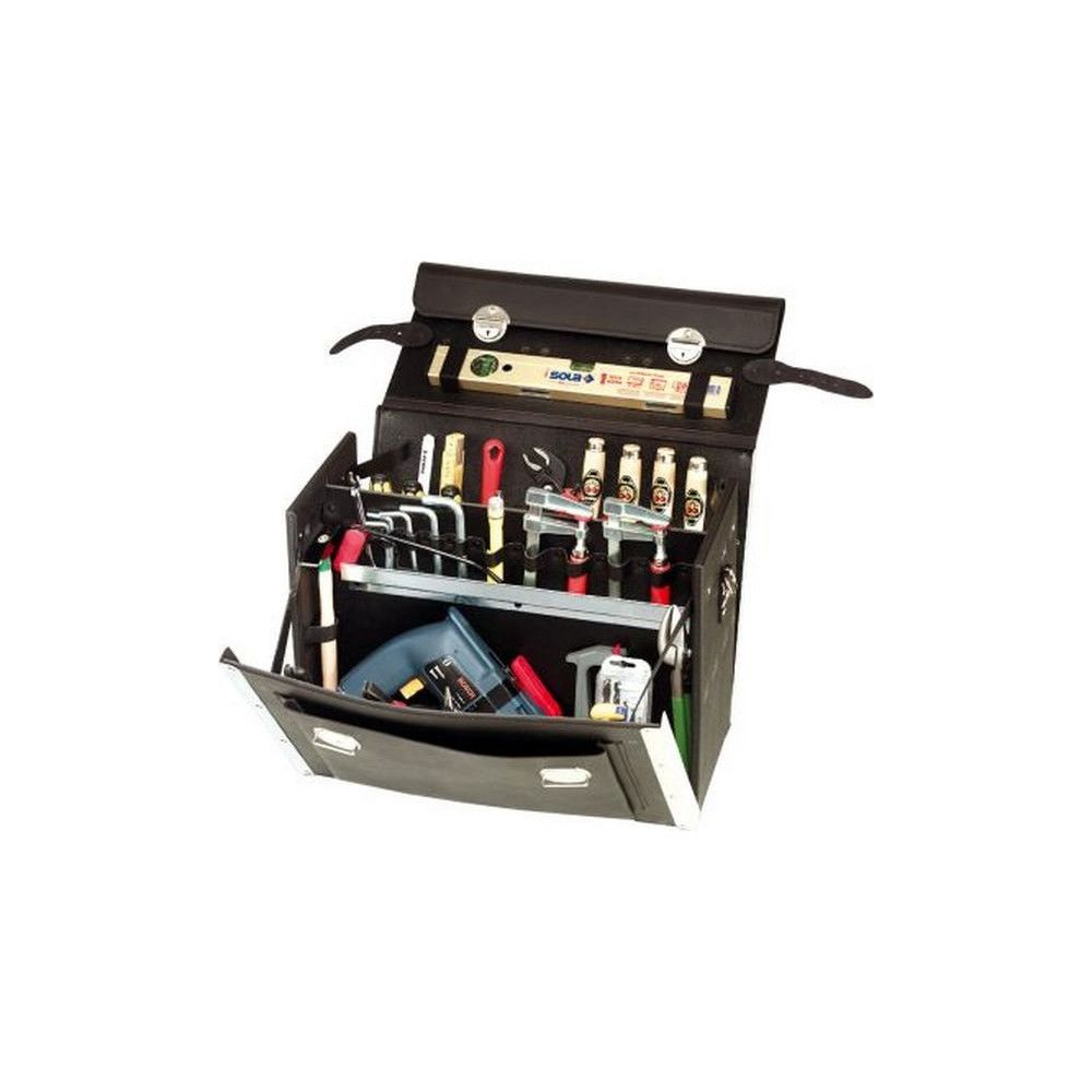 Parat Trousse à outils NEW CLASSIC, Dimensions intérieures : 460 x 210 x 340 mm, Volume environ 33 l, Poids 4700 g