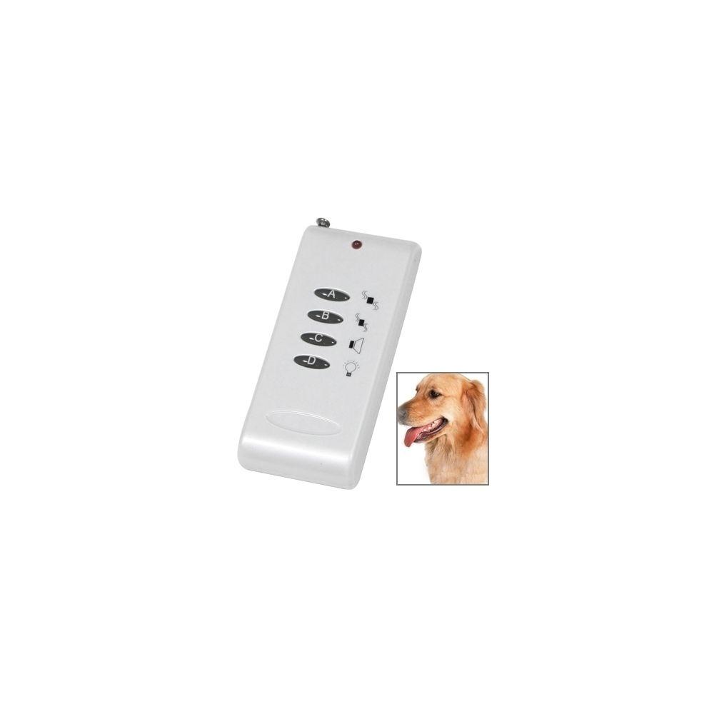 Wewoo Accessoire de dressage pour chiens Entraînement à télécommande électrique