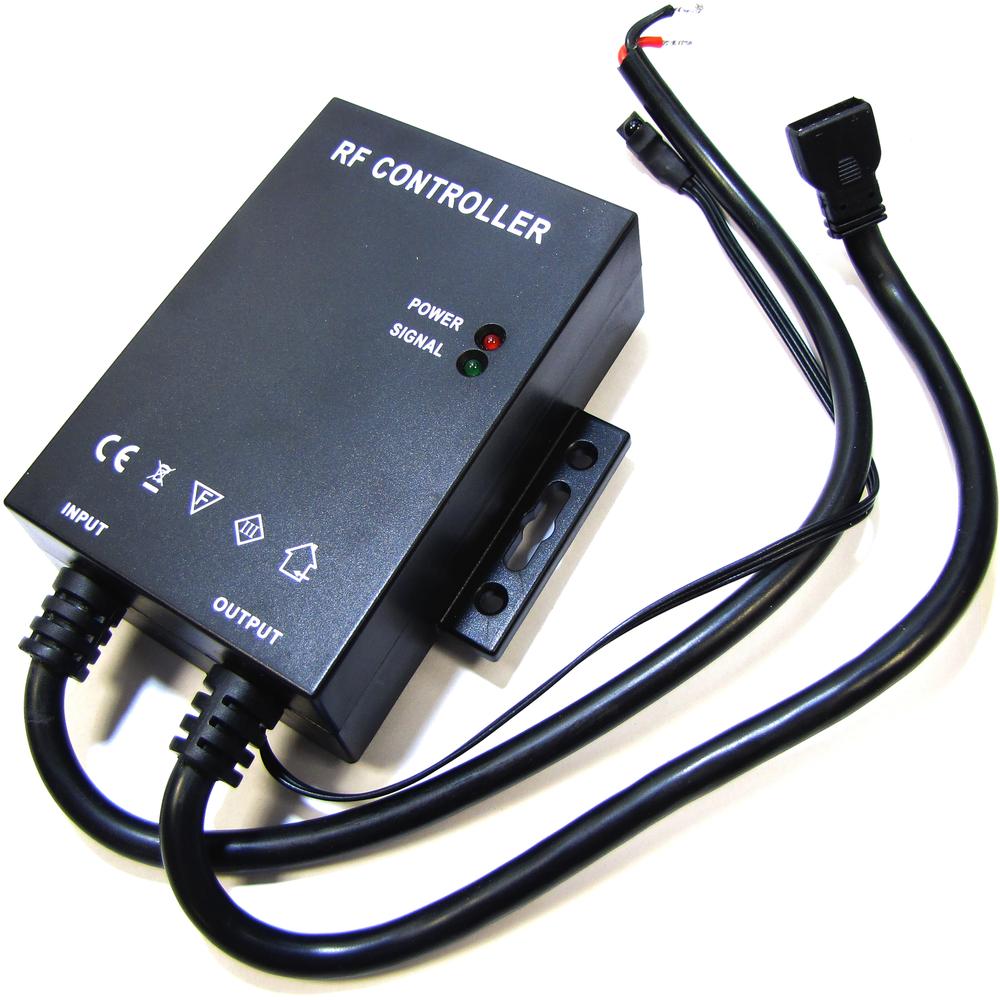 Bematik BeMatik - Contrôleur de LED RVB 18A bande avec télécommande IR