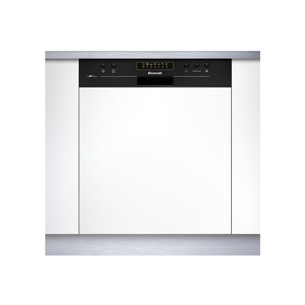Brandt brandt - lave vaisselle 60cm 14c 44db a++ tout intégrable - vh1704b