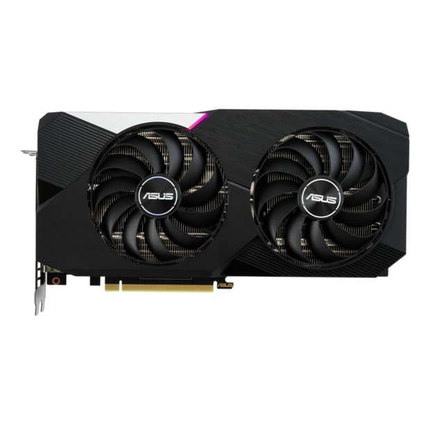 Asus - GeForce RTX 3060 Ti DUAL - Dual Fan - 8Go - Carte Graphique NVIDIA