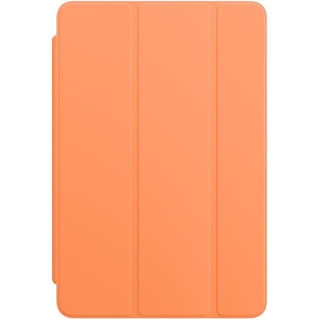 Apple - Smart Cover pour iPad mini - MVQG2ZM/A - Papaye - Housse, étui tablette Polyuréthane