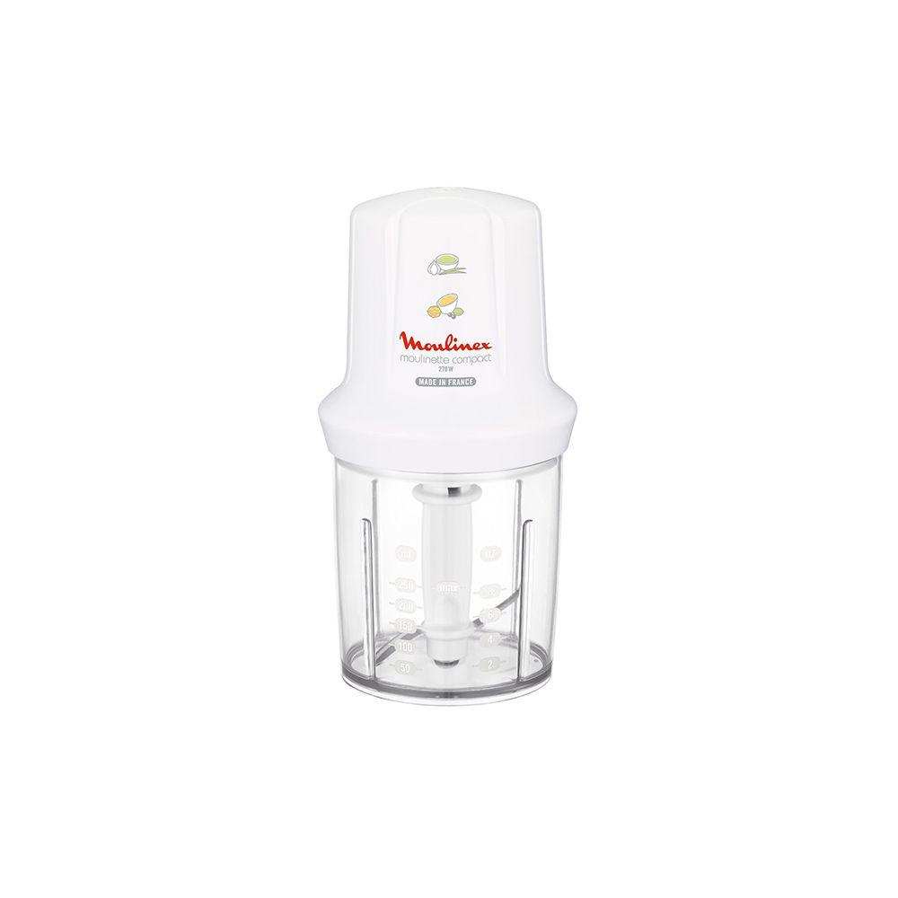 Moulinex moulinex - mini hachoir moulinette 250ml 270w - dj300110