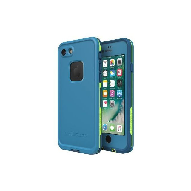 LifeProof - Coque LIFEPROOF iPhone 7/8 FRE bleu LifeProof   - LifeProof