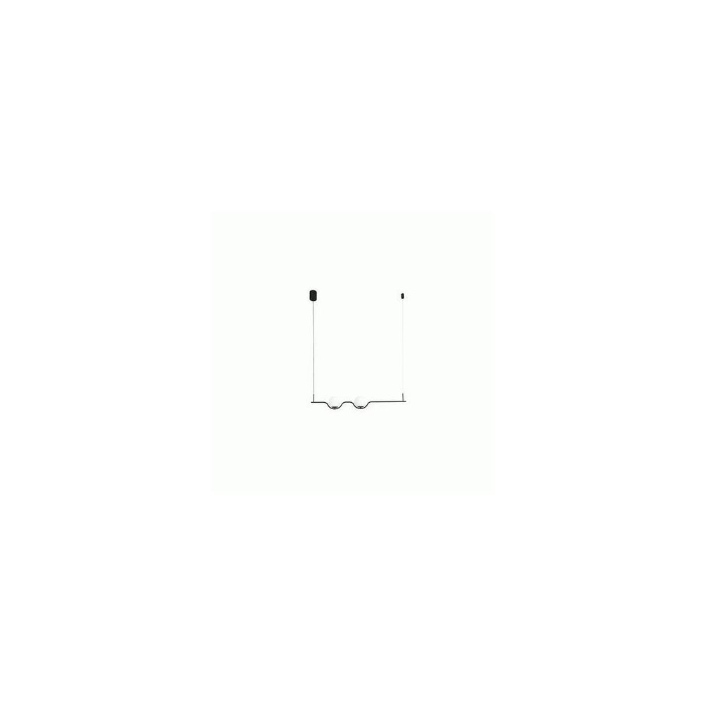 Faro Suspensions Levita Noir LED Intégrée 6W