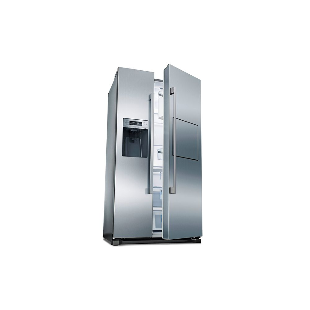 Bosch bosch - réfrigérateur américain 91cm 522l a+ no frost inox - kag90ai20