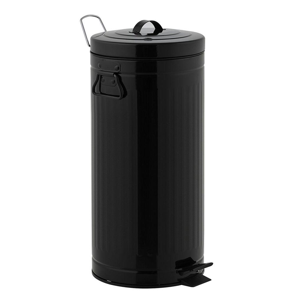 Kitchen Move kitchen move - poubelle à pédale 30l noir - 927250e black as
