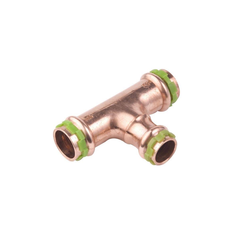 Comap té réduit à sertir - pour tube cuivre - diamètre 54 - 42 - 54 mm - comap 5130rvw544254
