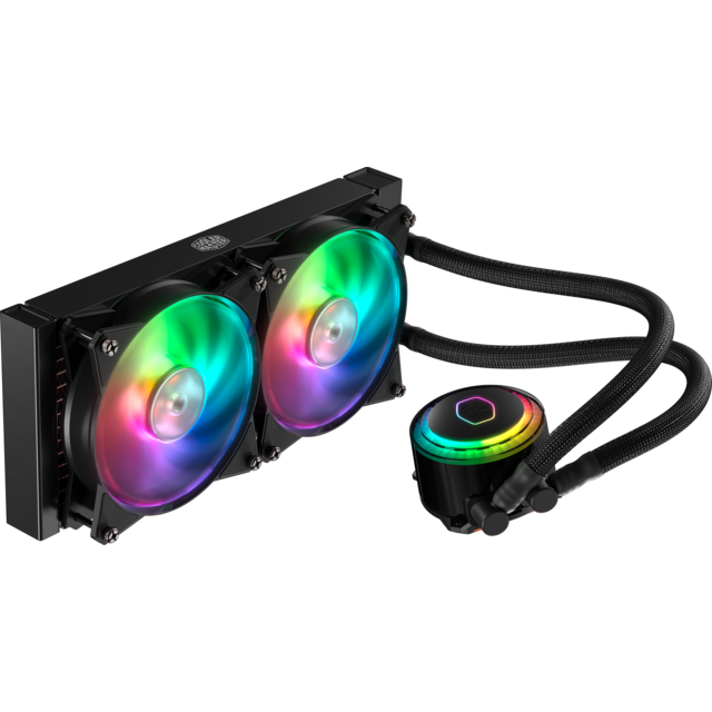 Cooler Master - Watercooling ML240R RGB - Cooler Master