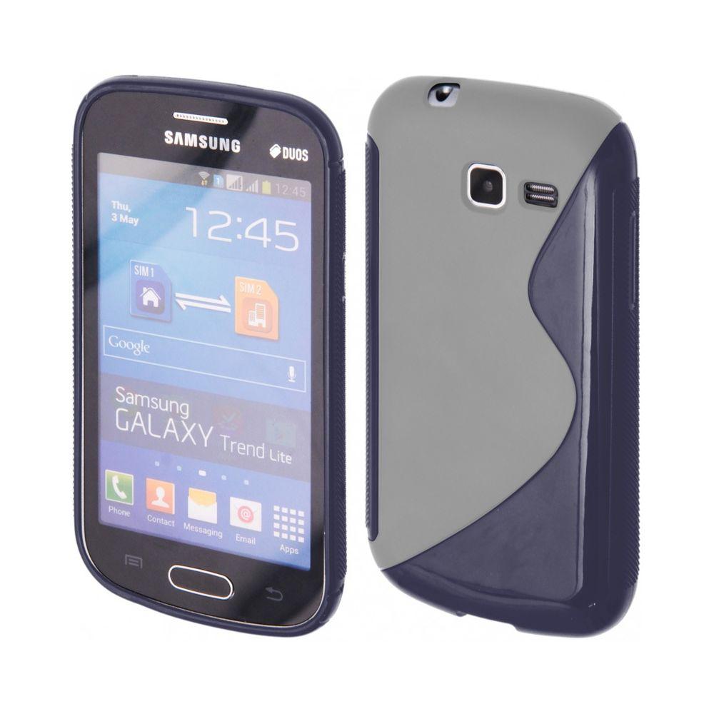 Kabiloo - Coque Housse S-Line transparente Galaxy Trend Lite ...