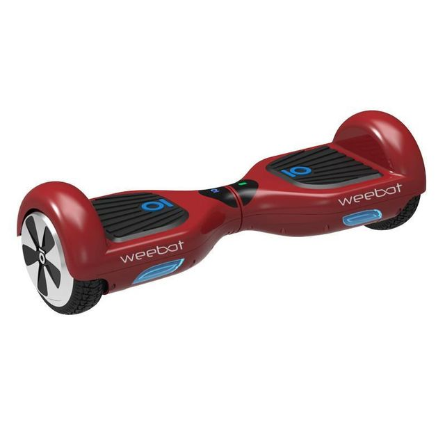 Weebot - Hoverboard Weebot X IO Classic Rouge - 6,5 Pouces Weebot   - Weebot