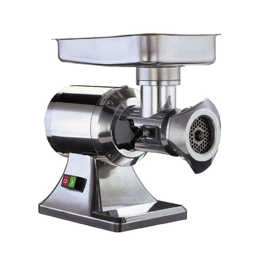 Materiel Chr Pro Hachoir à Viande professionnel Electrique - 200 Kg/h - Virtus - 200 kg/h