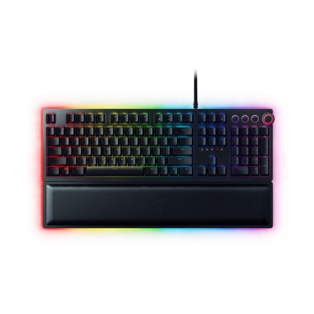Razer - Huntsman Elite - Mécanique - Clavier