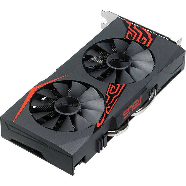 Carte Graphique AMD Radeon RX 570 - ROG STRIX OC