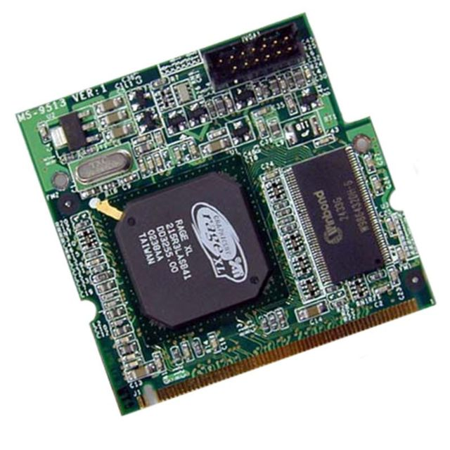 Ibm - Carte Graphique Video IBM ATI Rage XL MS-9513 Mini-PCI VGA 59P2705 59P2616 - Occasions Carte Graphique