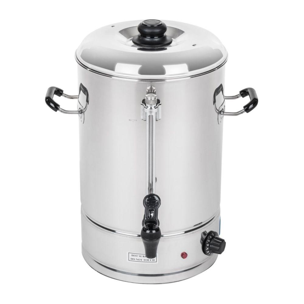 Helloshop26 Distributeur d'eau chaude professionnel 10 litres 2 000 watts 3614124