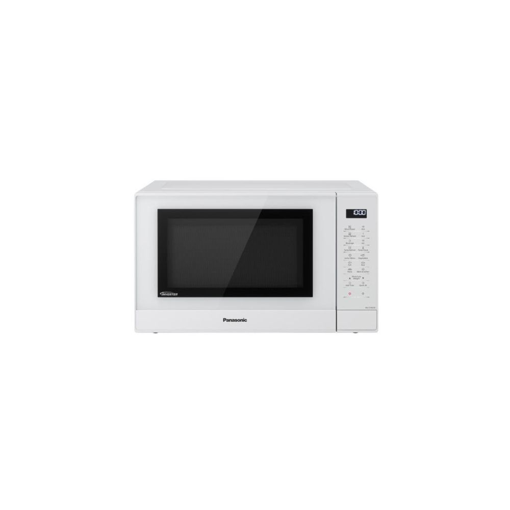 Panasonic Micro-ondes Solo / Inverter / 7 Niveaux De Puissances / Large Plateau / Panasonic - Nn-st45kwepg