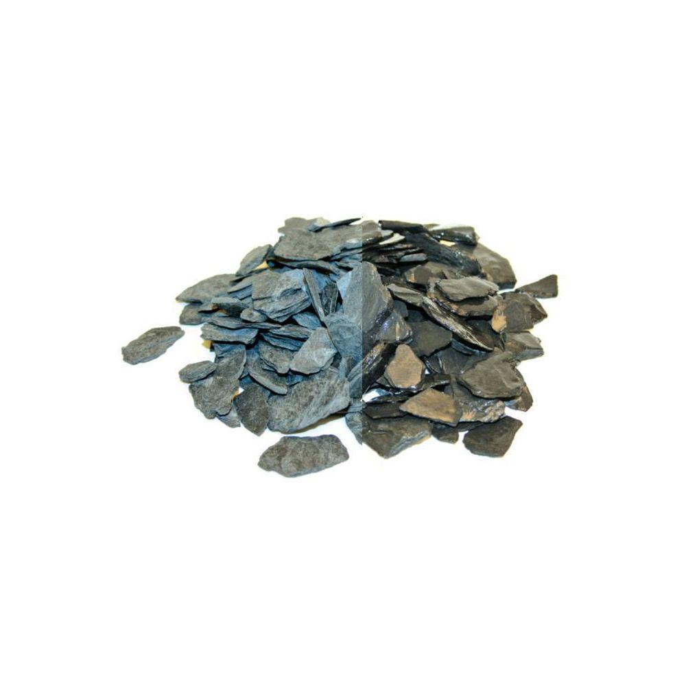 Secret Vert Paillis d'ardoises bleu noir Unitaire