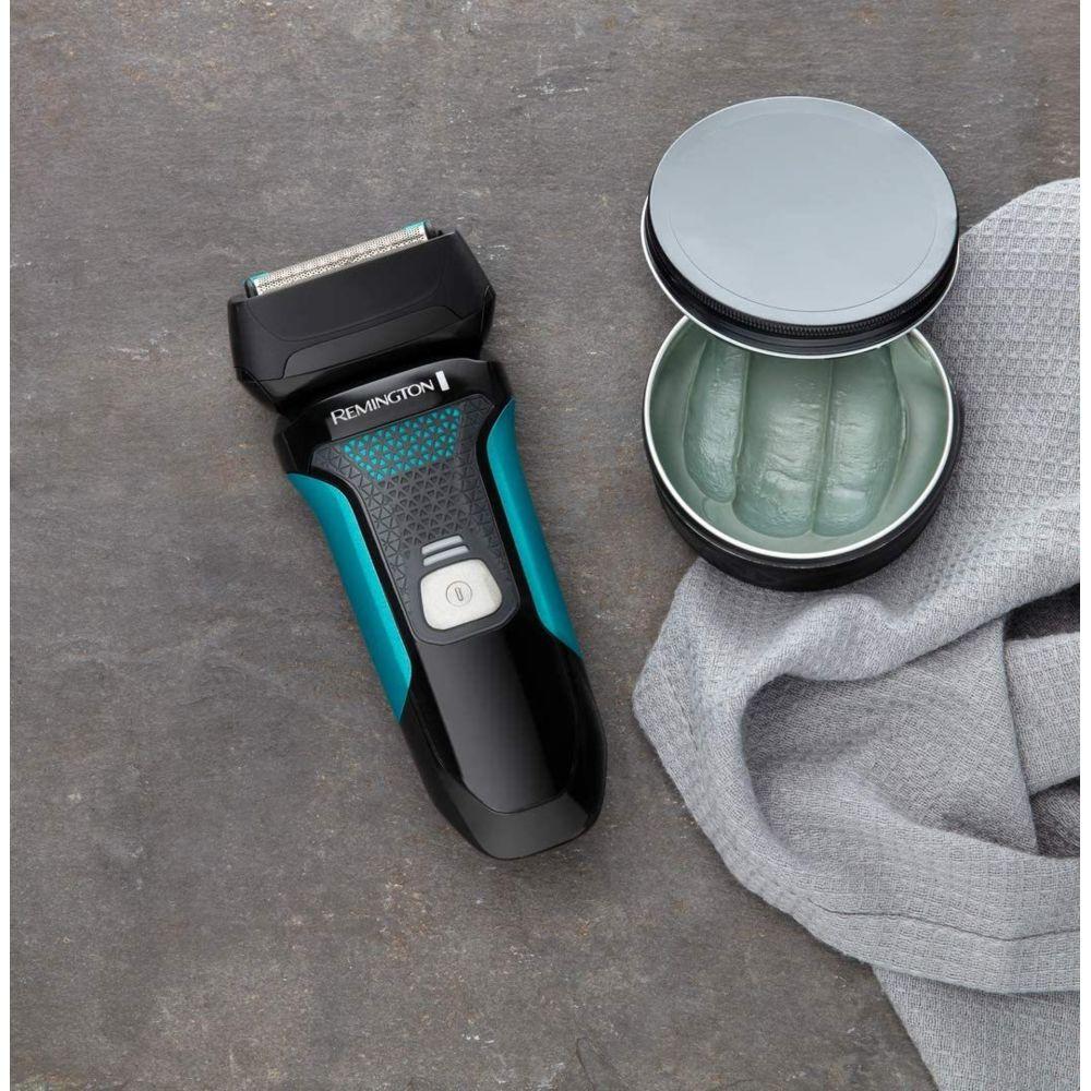 Remington Rasoir tondeuse électrique de Précision étanche sans fil noir