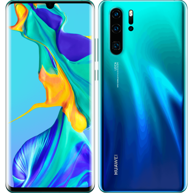 Huawei - P30 Pro - 256 Go - Bleu Aurore - Smartphone Android
