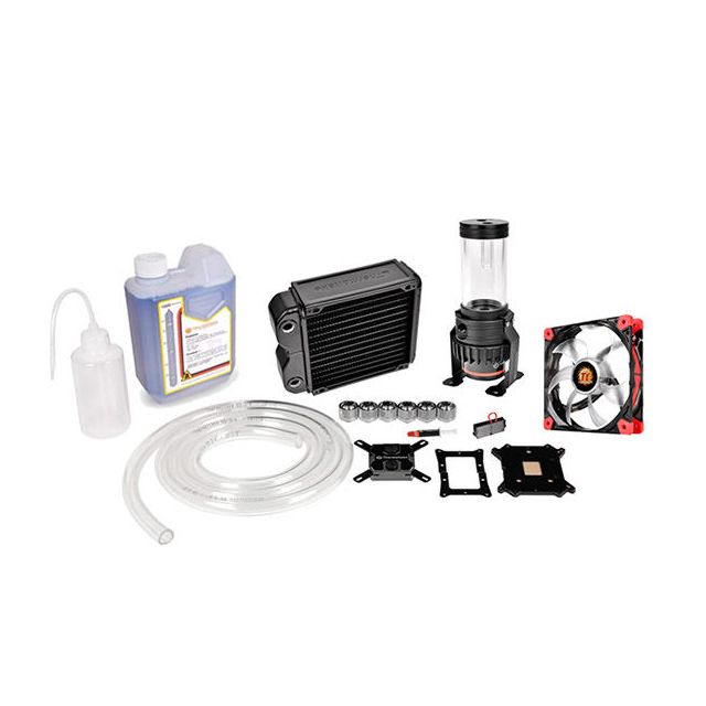 Thermaltake - Kit watercooling Pacific RL140 - Watercooling