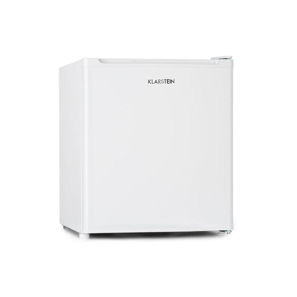 Klarstein Congélateur coffre - Klarstein Garfield Eco - Compact 4 étoiles - 34 litres - Blanc