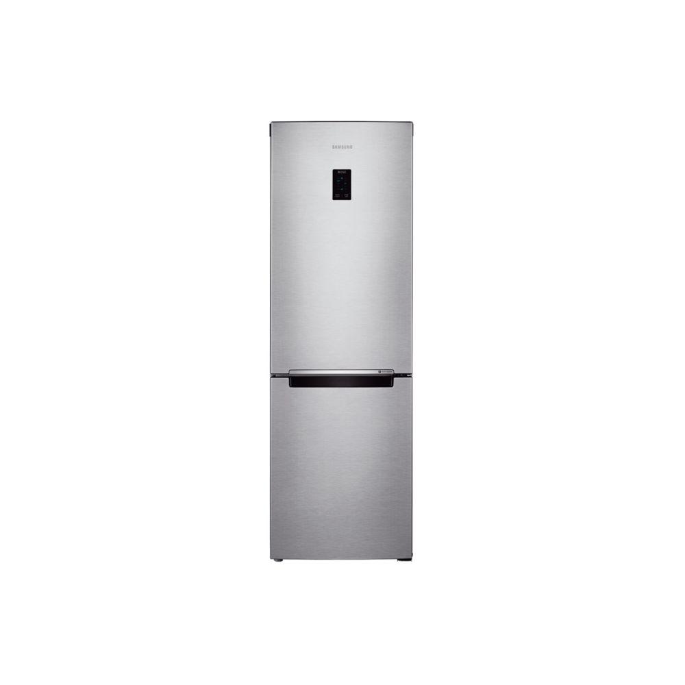 Samsung Réfrigérateur combiné RB33J3205SA 617l a++ nofrost platinum