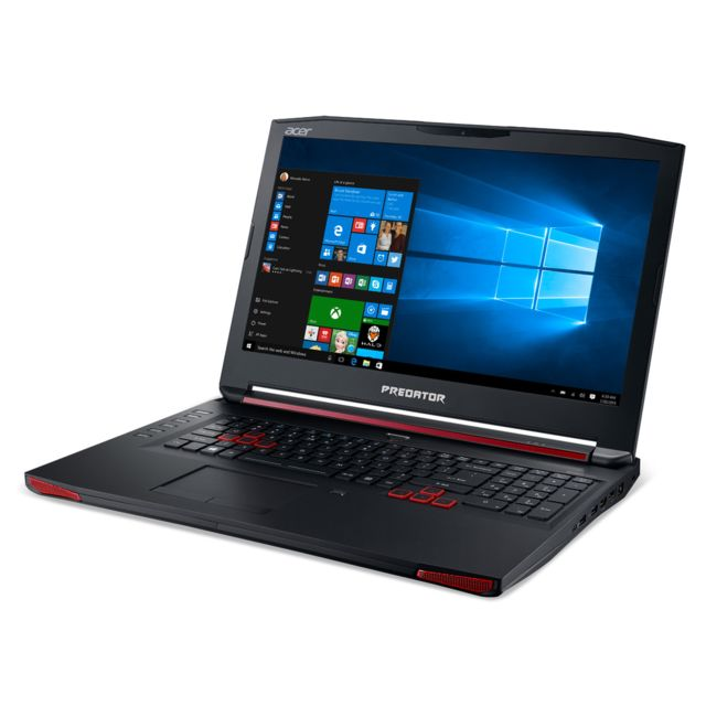 Acer - ACER PREDATOR GX-791-74XY Intel Core i7 - 17.3' - PC Portable Acer