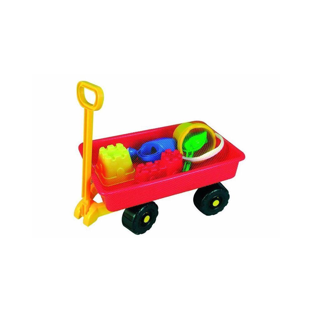 Simba Toys Simba Toys 107130802 - Chariot de sable à tirer
