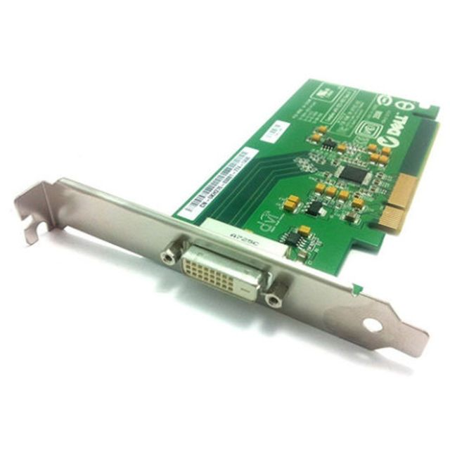 Dell - Carte Adaptateur Dell Sil 1364A ADD2-N 0KH276 KH276 PCI-Express x16 DVI ADD2-N - Occasions Carte Graphique
