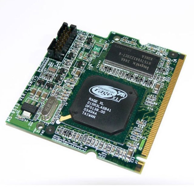 Ati - Carte Vidéo ATI Rage XL IBM FRU 71P8487 Mini-PCI xSeries 225 - Occasions Carte Graphique