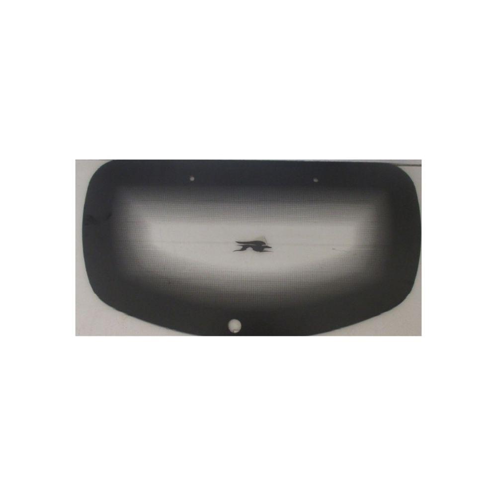 Dometic Couvercle verre complet noir pour table de cuisson dometic