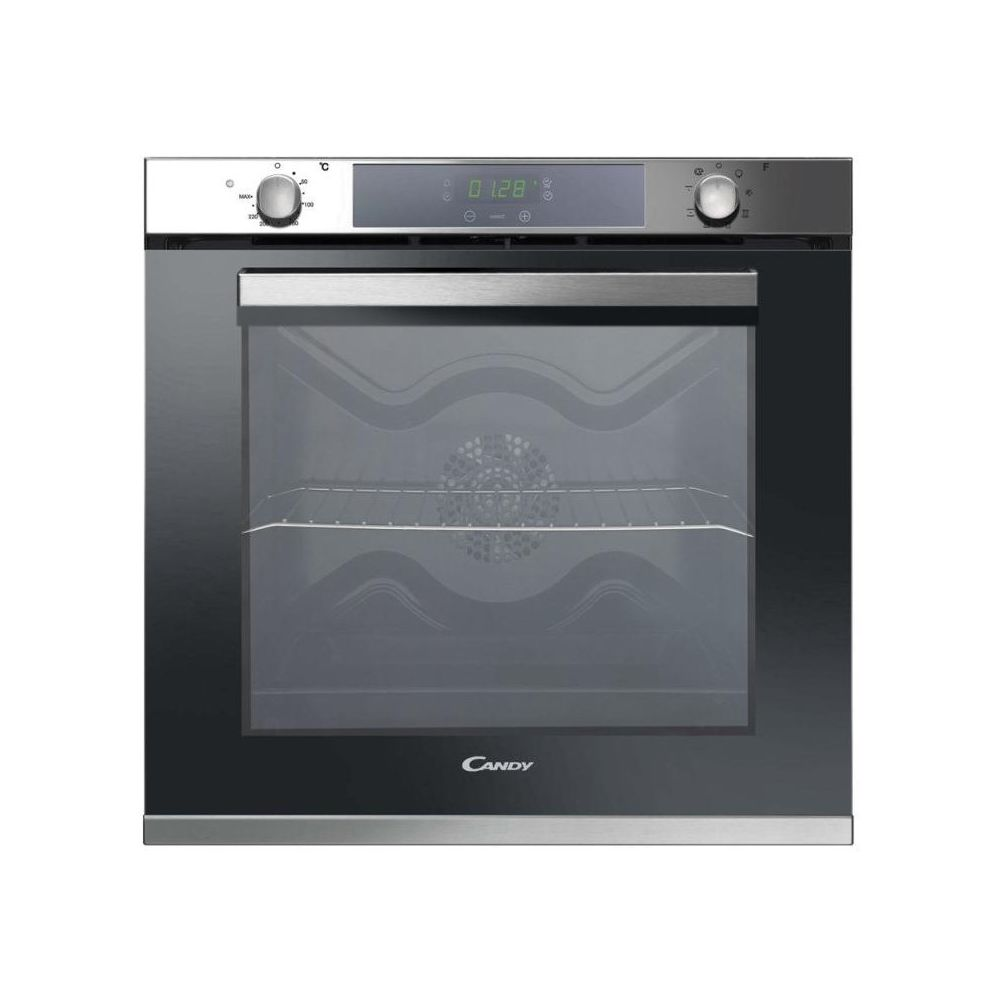 Candy candy - four intégrable multifonction 80l 60cm a catalyse inox - fcxp645x