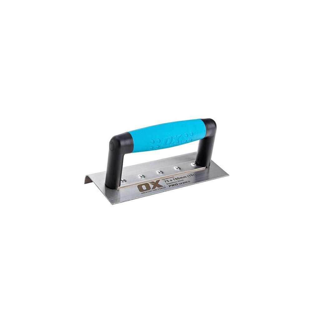 Ox Fer à bordure petit angle Dim. 75 x 180 x 10 mm - OXP014410 - OX Pro