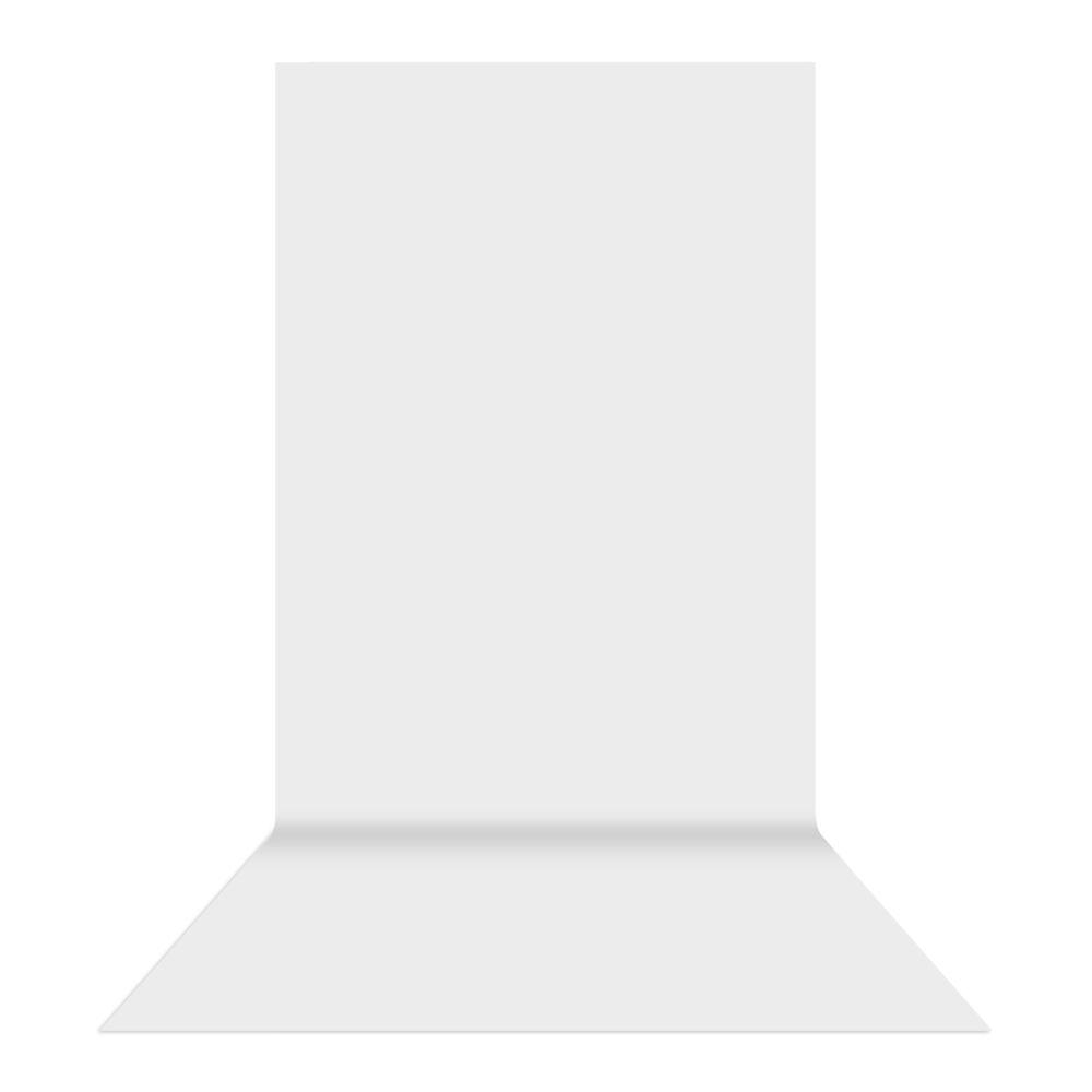 Generic 1 6x5m 5x16ft Photographie Studio Toile De Fond Non Tisse Ecran De Fond Couleur Unie Blanc Viseur Rue Du Commerce