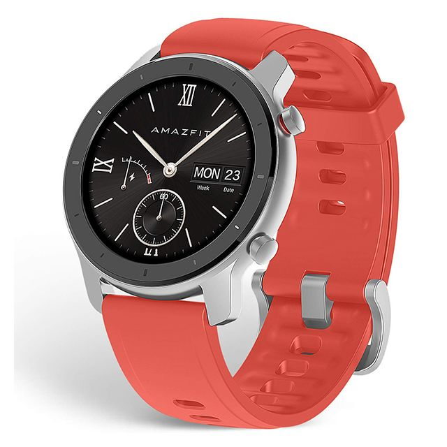 XIAOMI - Xiaomi Watch Amazfit GTR 42mm Rouge Corail A1910 - Montre et bracelet connectés XIAOMI