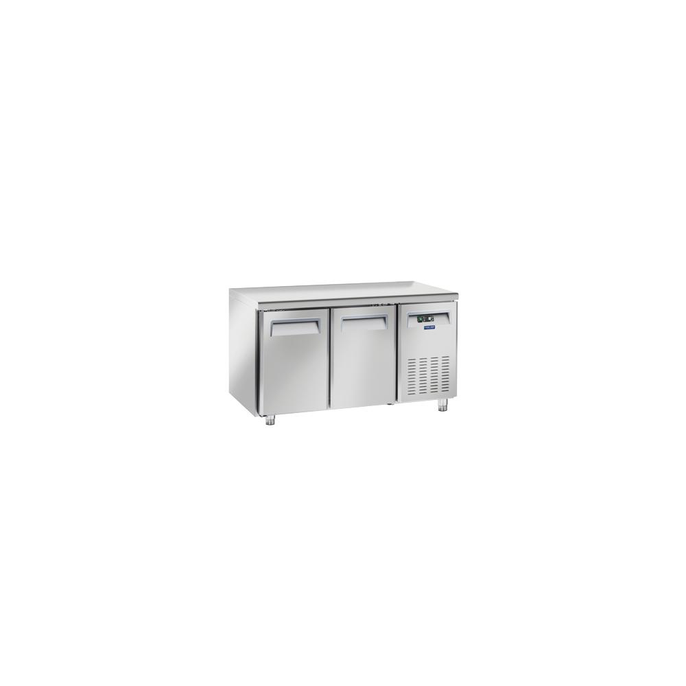 Materiel Chr Pro Table Réfrigérée Positive Profondeur 800 - 2 Portes - Cool Head - R290A 800