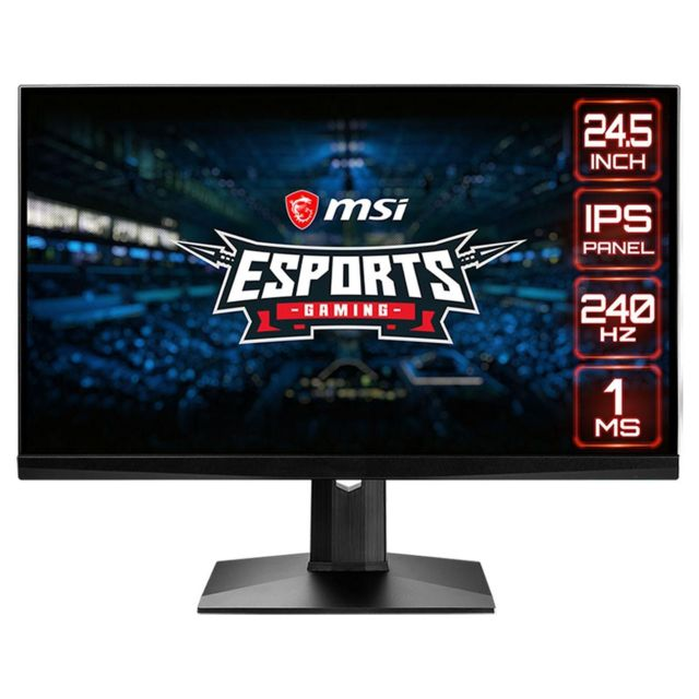 "Msi - 25"" LED MAG251RX - Ecran Gamer 1ms"