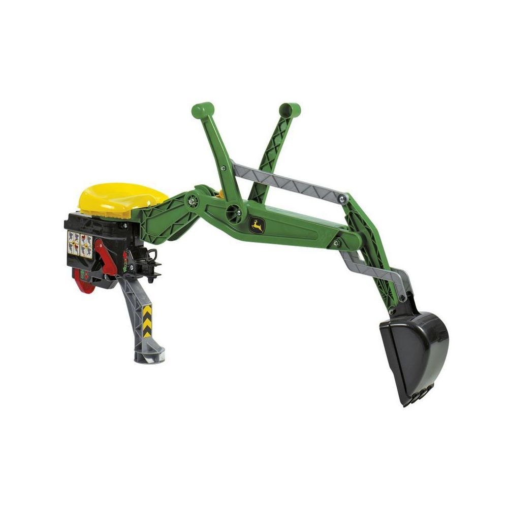 Rolly Toys Rolly Toys 409358 Excavateur arrière pour tracteurs Rolly Toys