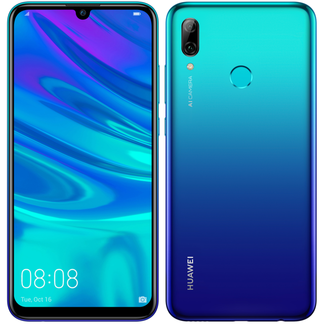 Huawei - P Smart 2019 - Bleu - Smartphone Android