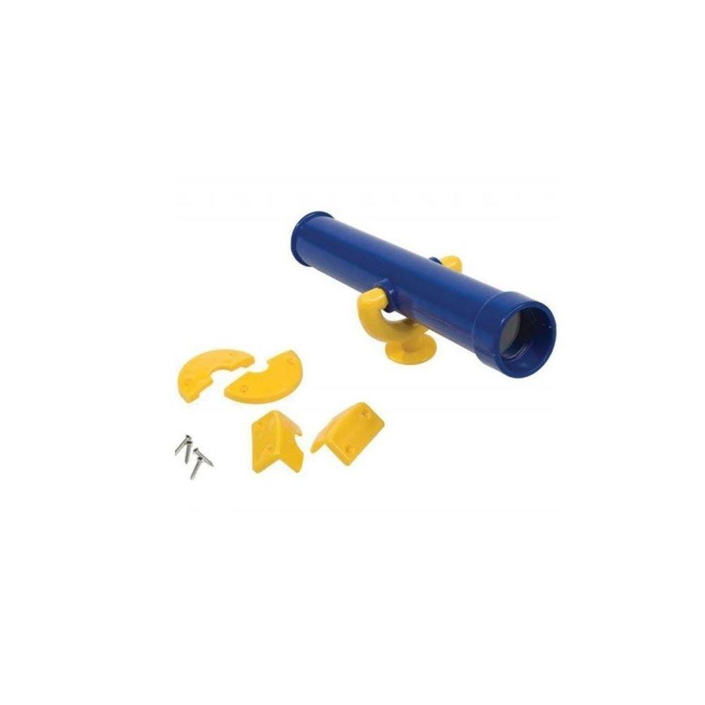 Axi Telescope bleu/jaune
