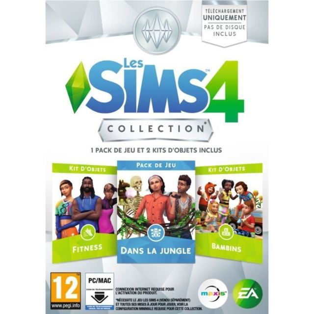 Electronic Arts - PC SIMS 4 COLLECTION #6 - Jeux PC