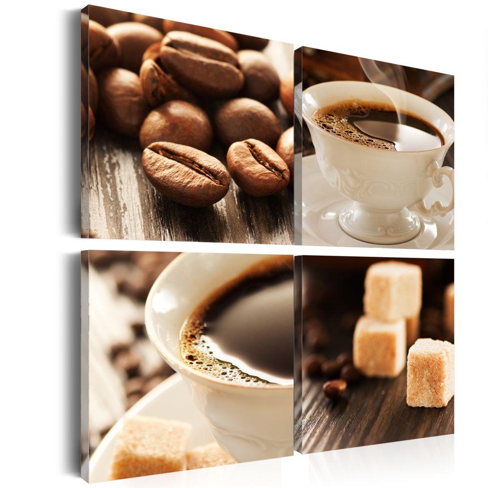 Declina Tableau - Tasse de café