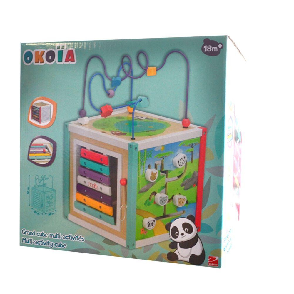 Okoia Grand cube multi-activités