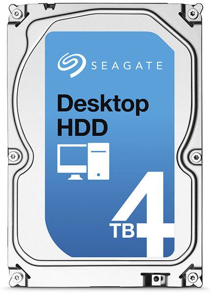 Seagate - SEAGATE - Desktop HDD.15 - 4 To ( 4000 Go ) - Disque Dur interne